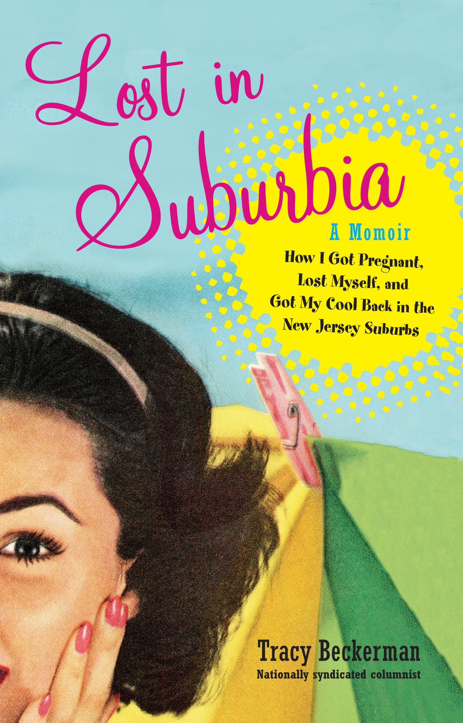 books lost in suburbia