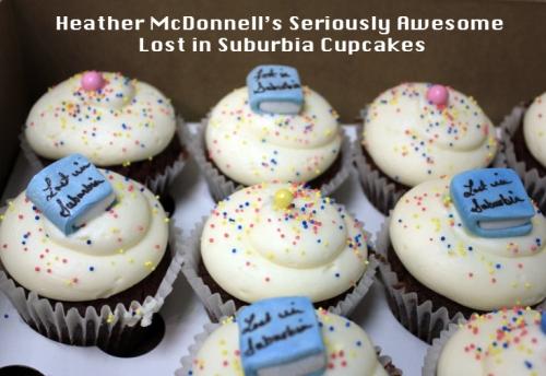 Heather's cupcakes