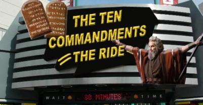 tencommandments ride