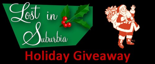 Lost in Suburbia holiday giveaway