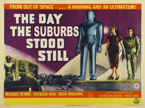 Poster - Day the Earth Stood Still, The_03