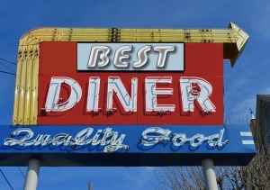 best diner