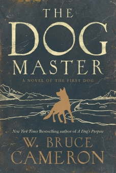 The Dog Master - book jacket cover (Final)